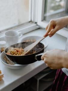 Cooking is a great skill to have for when you move out