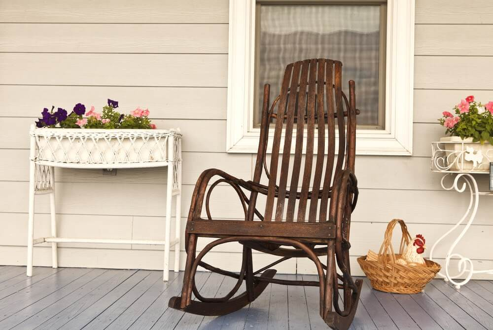 cottage interiors front porch