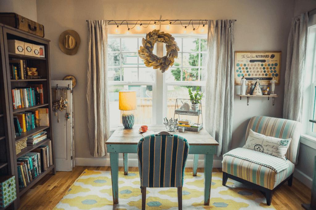 cottagecore living room 1024x682